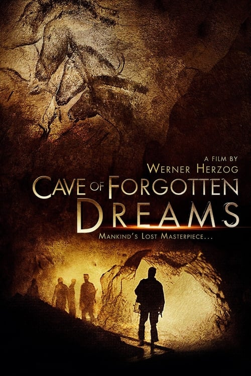 Movie poster of Cave of Forgotten Dreams
