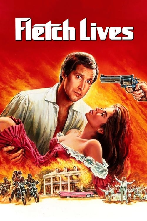 Movie poster of Fletch Lives