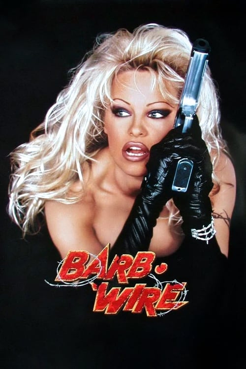 Movie poster of Barb Wire