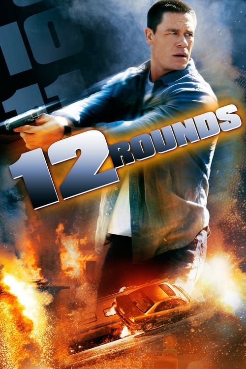 Movie poster of 12 Rounds