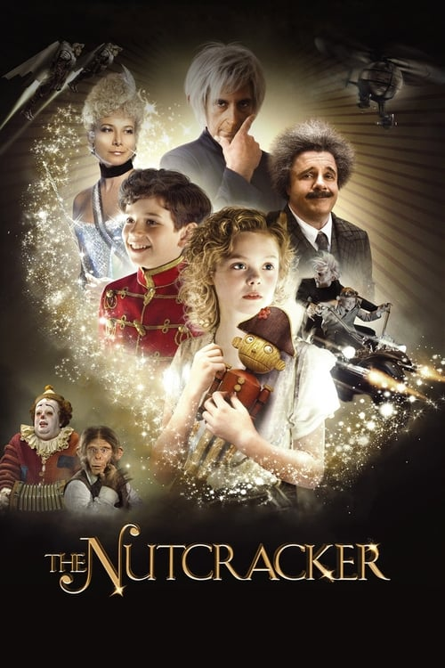 Movie poster of The Nutcracker in 3D