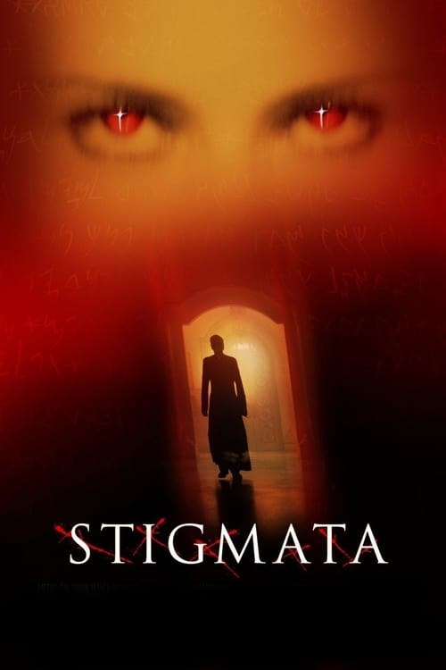 Movie poster of Stigmata