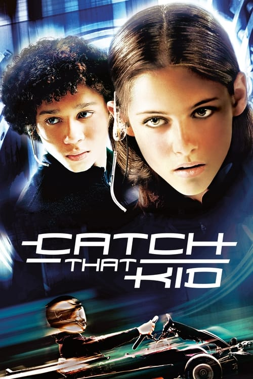 Movie poster of Catch That Kid