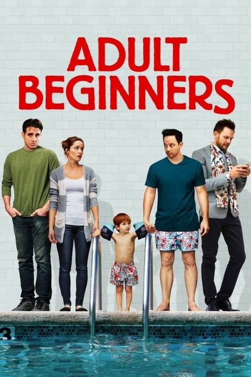 Movie poster of Adult Beginners