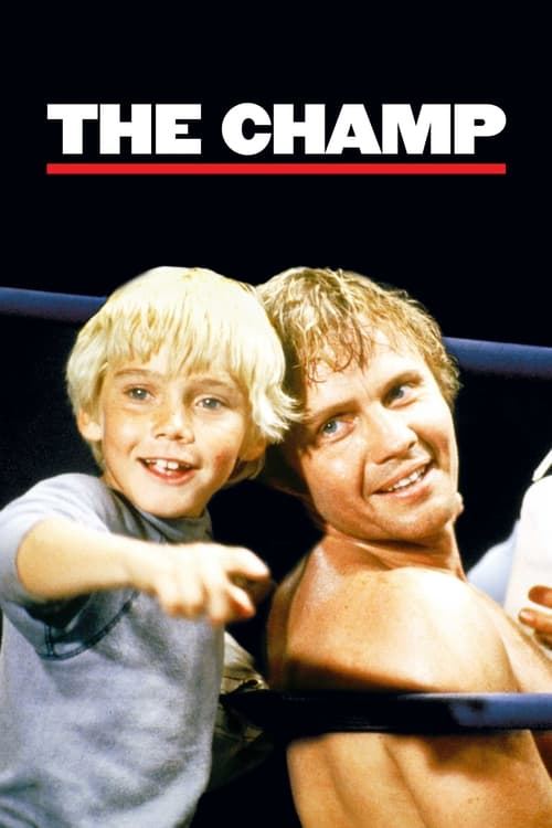 Movie poster of The Champ