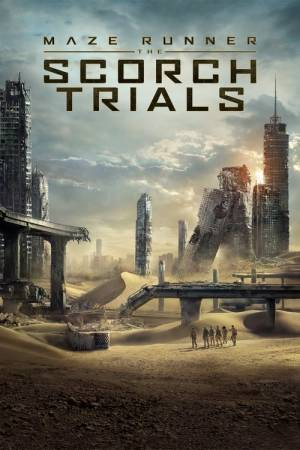 Movie poster of Maze Runner: The Scorch Trials