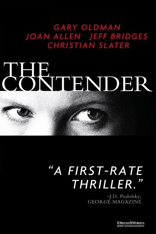 Movie poster of The Contender
