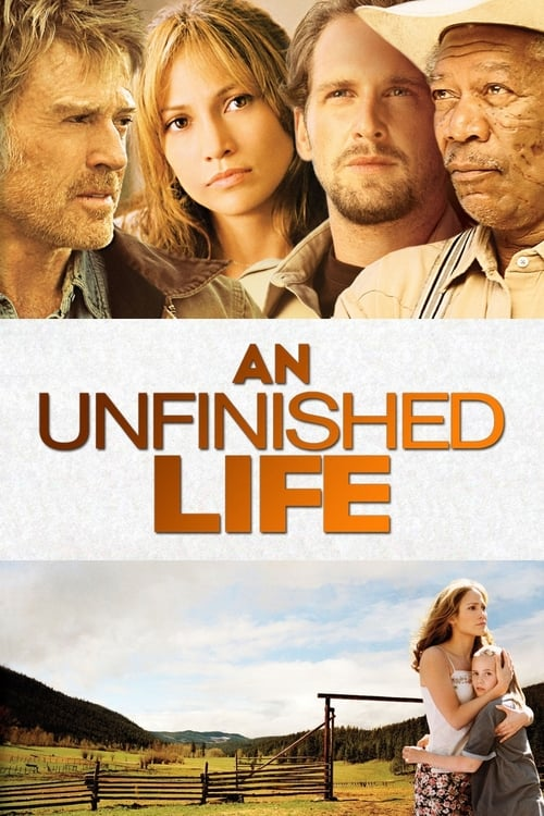 Movie poster of An Unfinished Life
