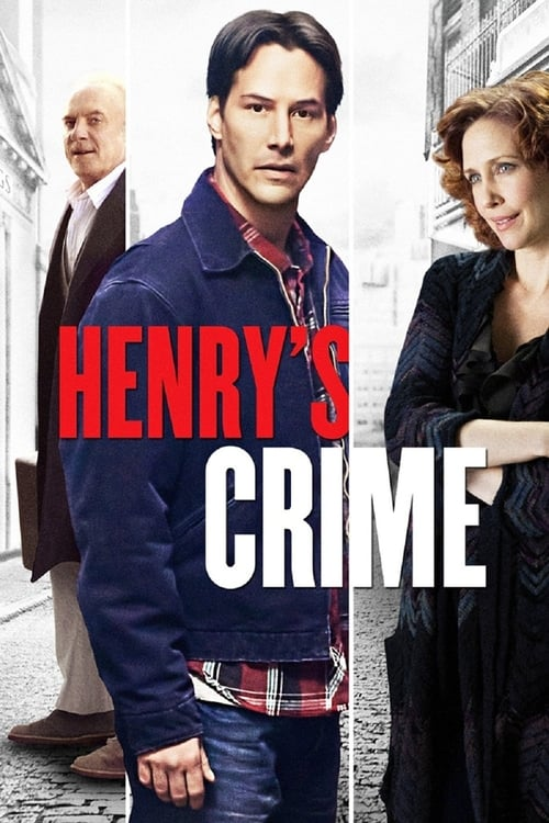 Movie poster of Henry's Crime