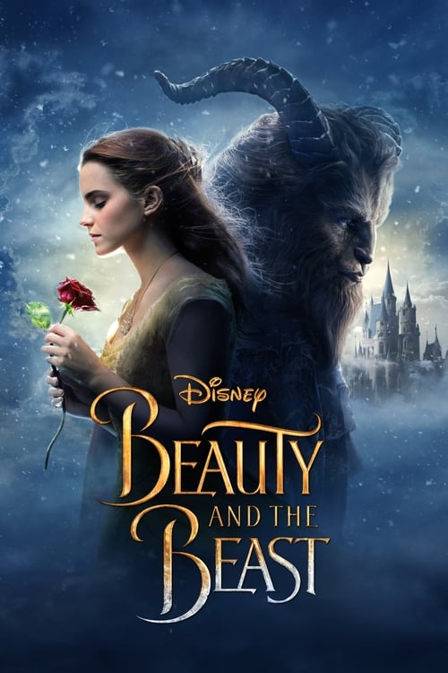 Movie poster of Beauty and the Beast