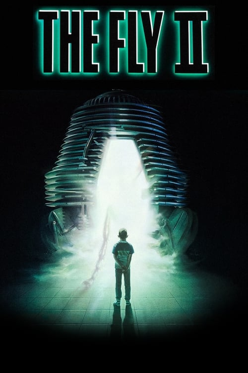 Movie poster of The Fly II