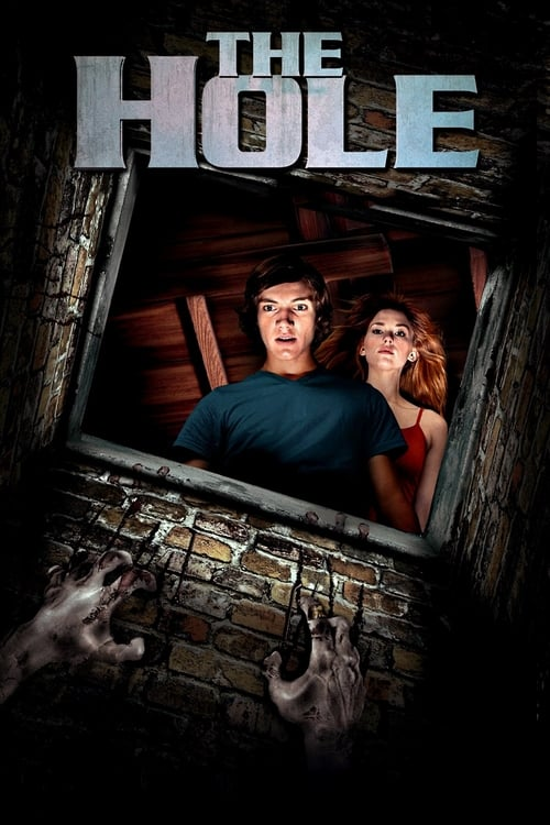 Movie poster of The Hole