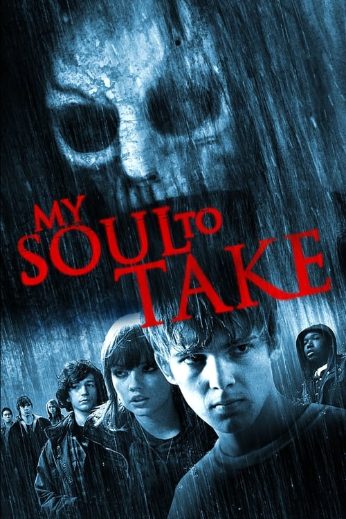 Movie poster of My Soul to Take