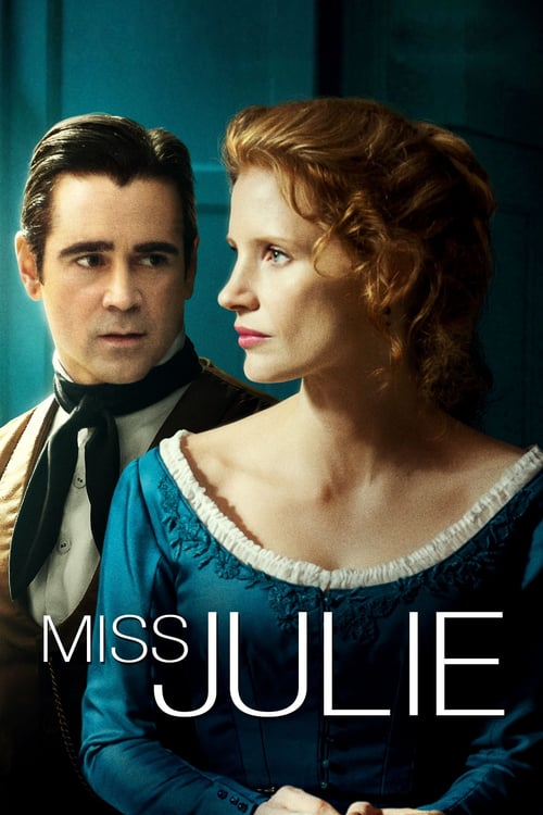 Movie poster of Miss Julie