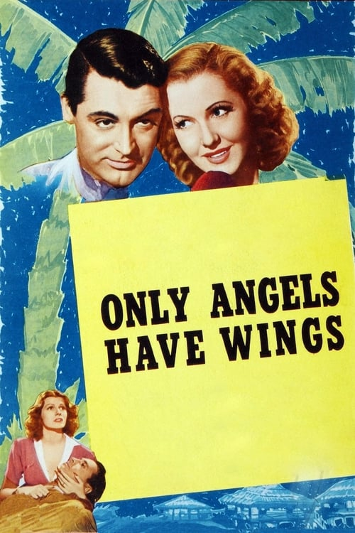Movie poster of Only Angels Have Wings