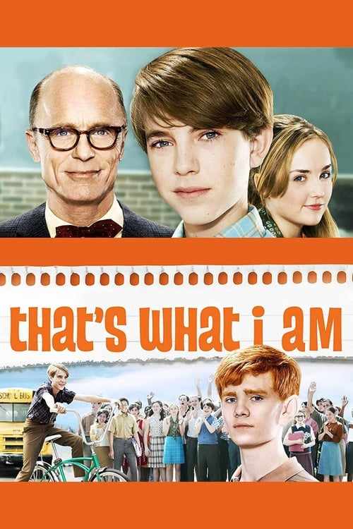 Movie poster of That's What I Am