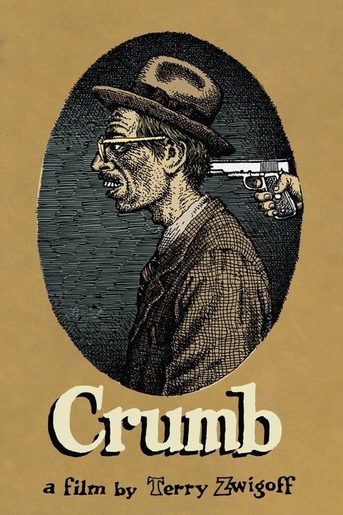 Movie poster of Crumb