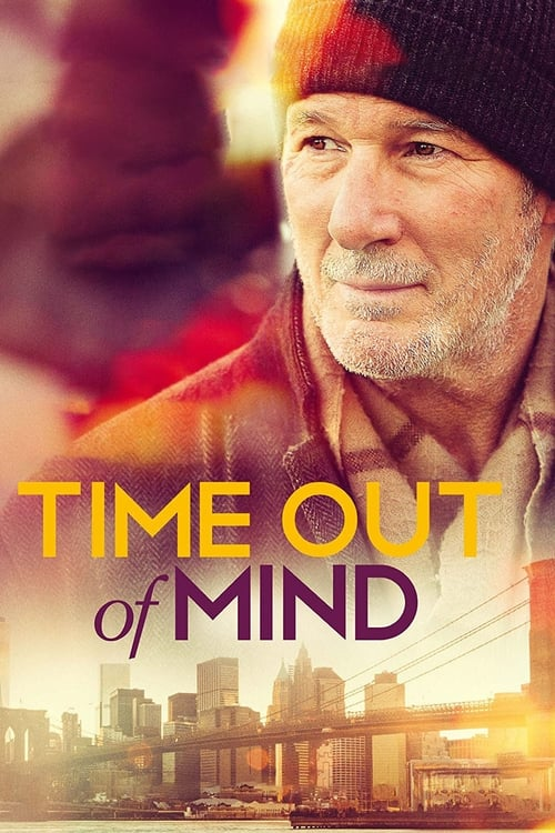 Movie poster of Time Out of Mind