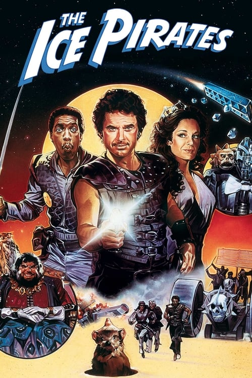 Movie poster of The Ice Pirates