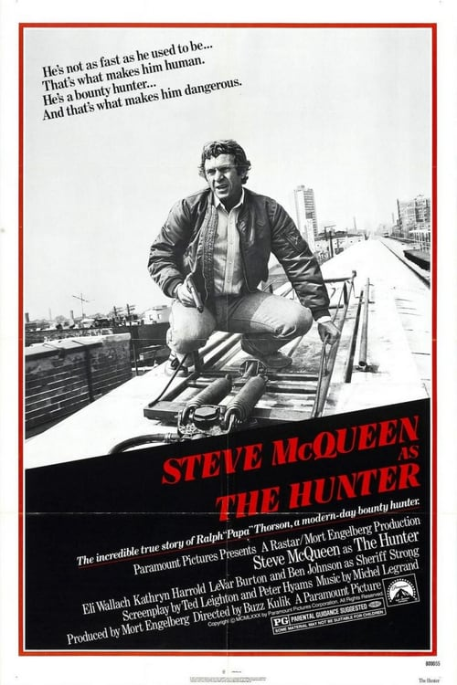 Movie poster of The Hunter