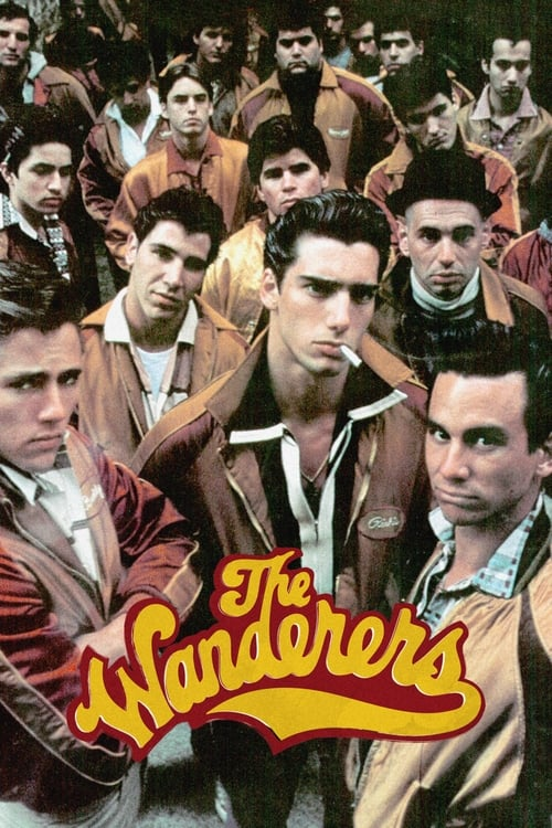 Movie poster of The Wanderers