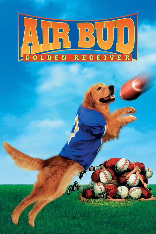 Movie poster of Air Bud: Golden Receiver