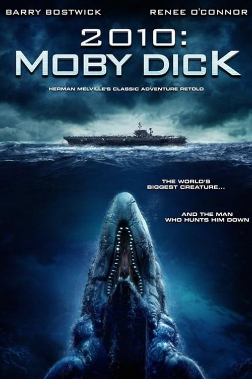 Movie poster of 2010: Moby Dick