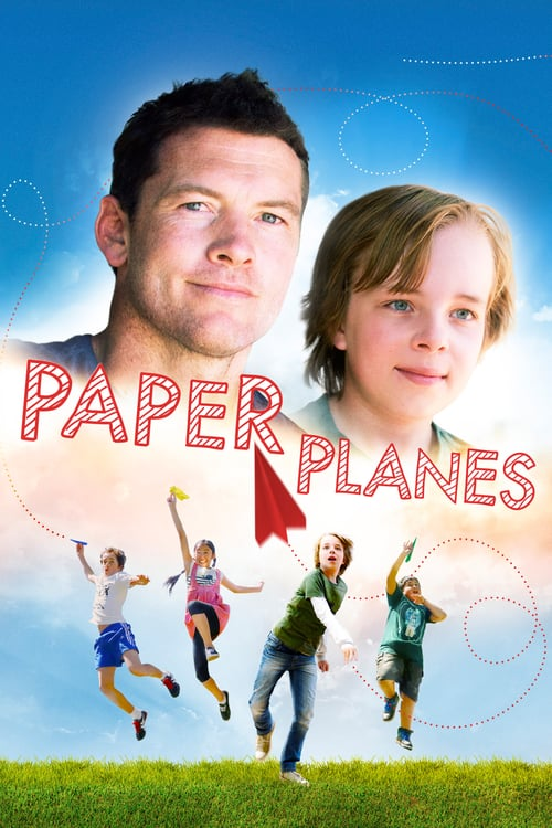 Movie poster of Paper Planes