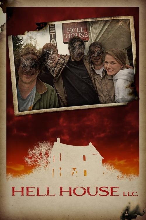 Movie poster of Hell House LLC