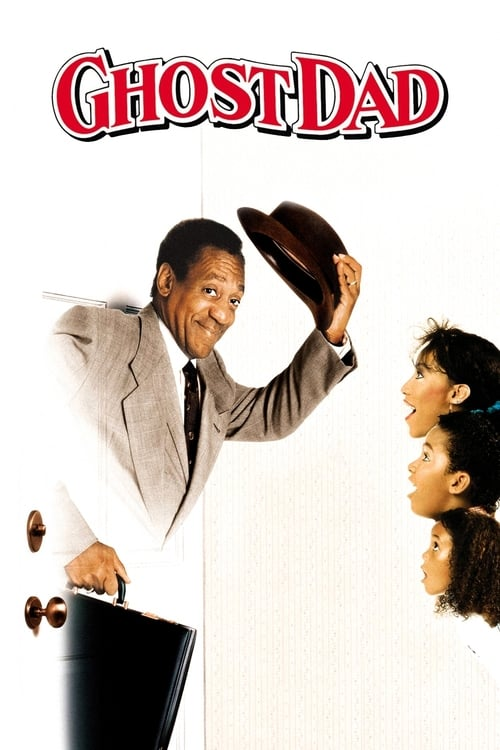 Movie poster of Ghost Dad