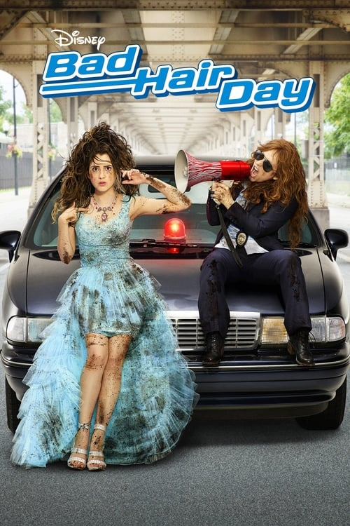 Movie poster of Bad Hair Day