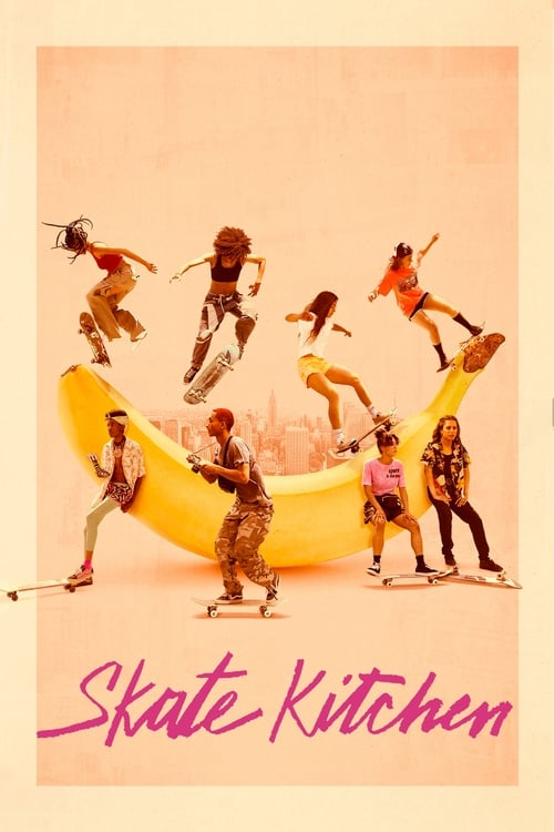 Movie poster of Skate Kitchen