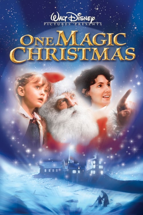 Movie poster of One Magic Christmas