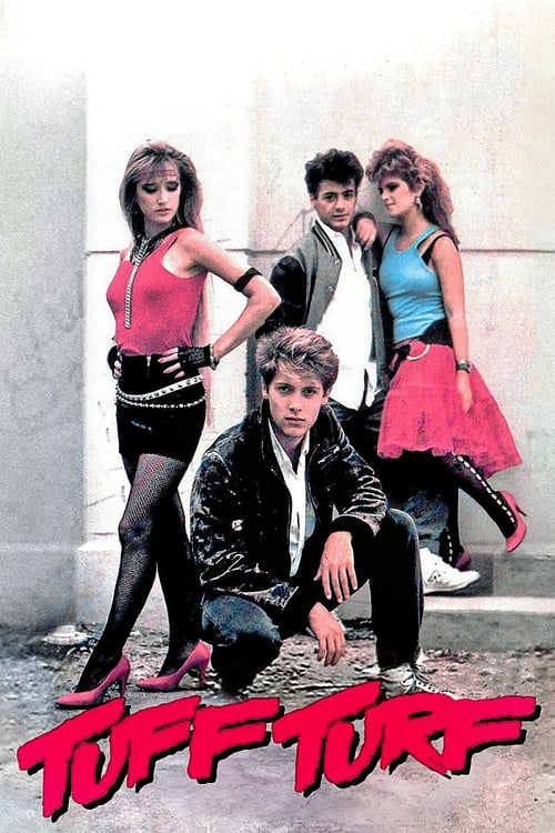 Movie poster of Tuff Turf