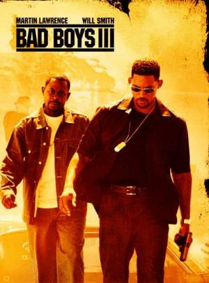 Movie poster of Bad Boys for Life