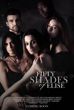 Movie poster of Darker Shades of Elise