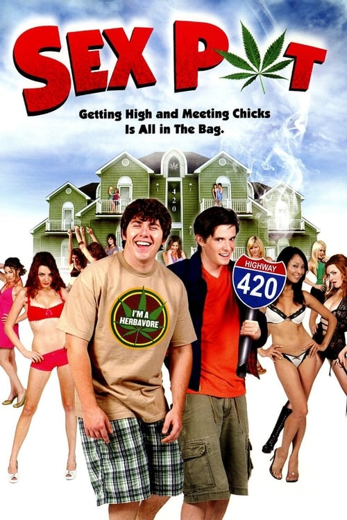 Movie poster of Sex Pot