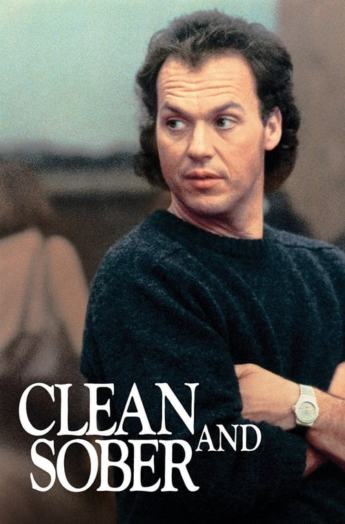 Movie poster of Clean and Sober