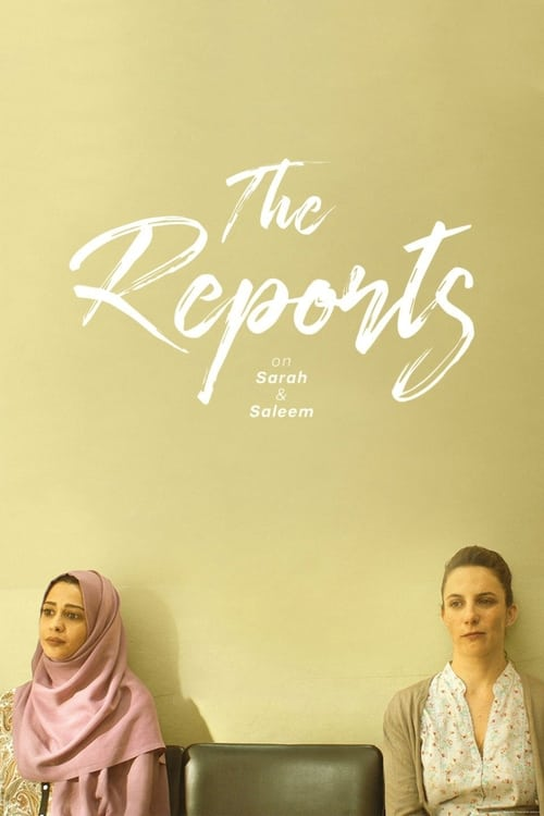 Movie poster of The Reports on Sarah and Saleem
