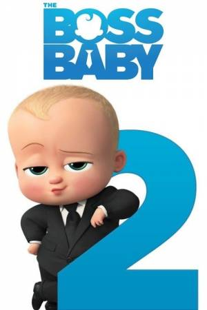 Movie poster of The Boss Baby: Family Business