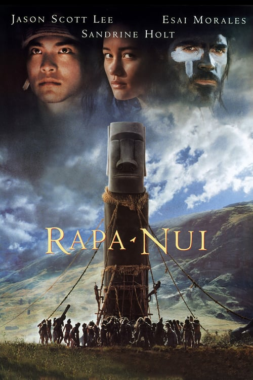 Movie poster of Rapa Nui