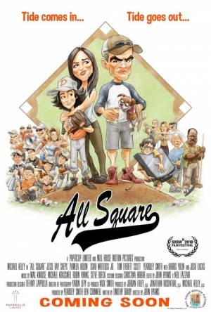 Movie poster of All Square