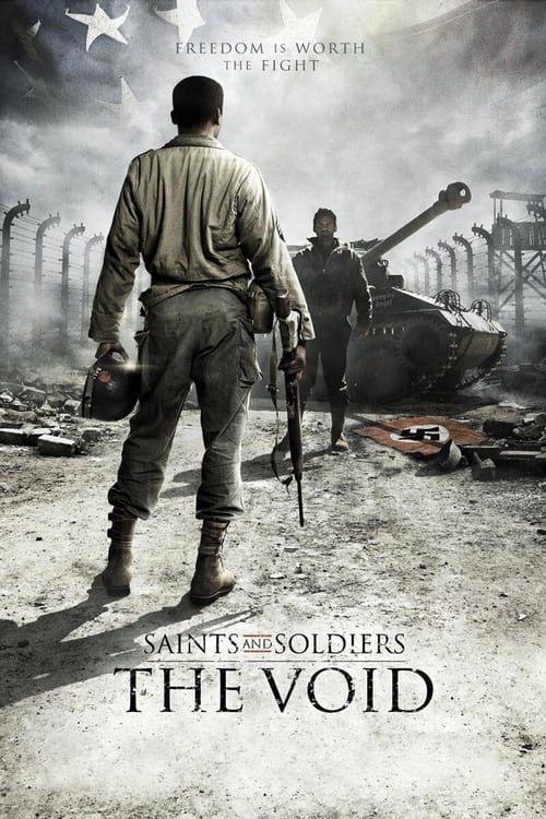 Movie poster of Saints and Soldiers: The Void