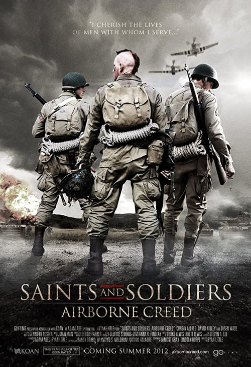 Filmplakat von Saints and Soldiers II - Airborne Creed