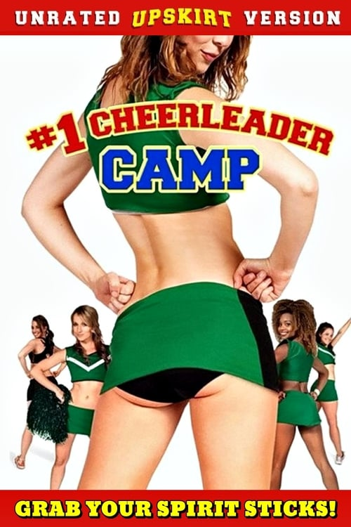 Movie poster of #1 Cheerleader Camp