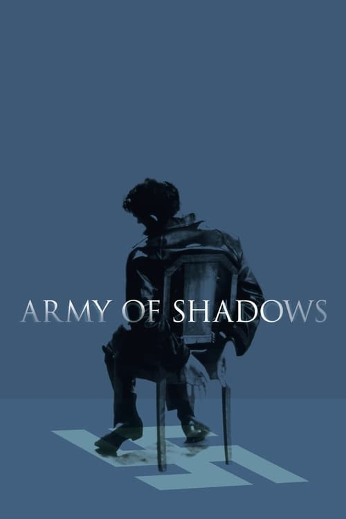 Movie poster of Army of Shadows
