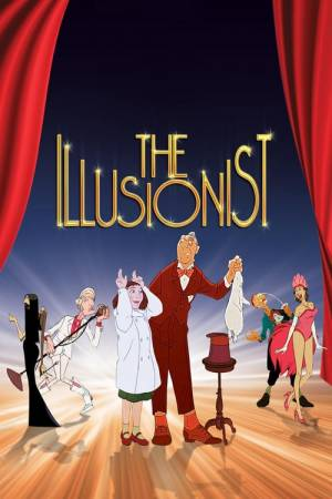 Movie poster of The Illusionist