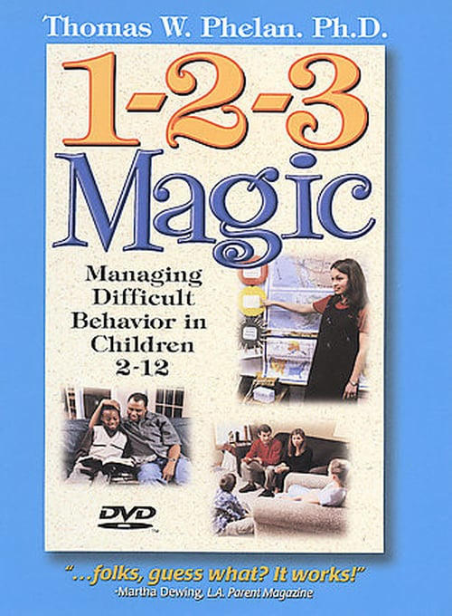 Filmplakat von 1-2-3 Magic: Managing Difficult Behavior in Children 2-12