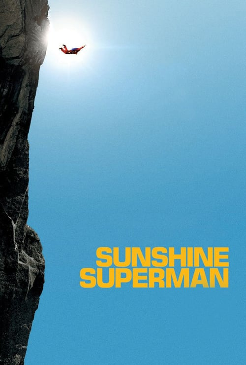 Movie poster of Sunshine Superman