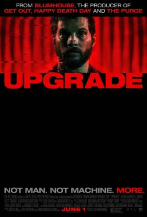 Movie poster of Upgrade